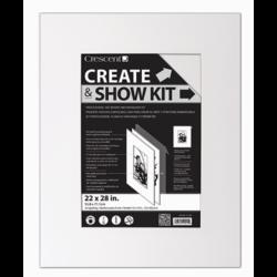 Create + Show Kit