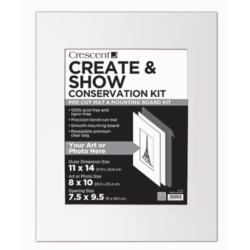 Create + Show Conservation Kit