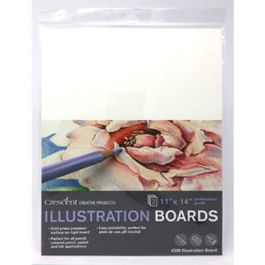 300 All-Purpose Professional Grade Illustration Board