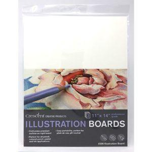 300 All-Purpose Professional Grade Illustration Board