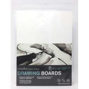 99 Illustration Board, Warm White