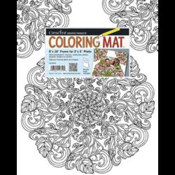 Coloring Mat