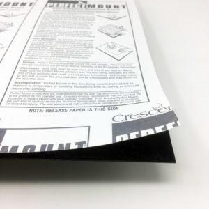 Perfect Mount PBX Black Board – Medium Weight