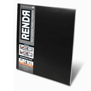 RENDЯ® Soft Cover Sketchpad