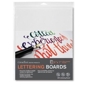 20 Cool White Lettering Board 3-Packs