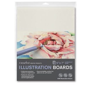 300 ALL-PURPOSE PROFESSIONAL GRADE ILLUSTRATION BOARD 3-PACKS