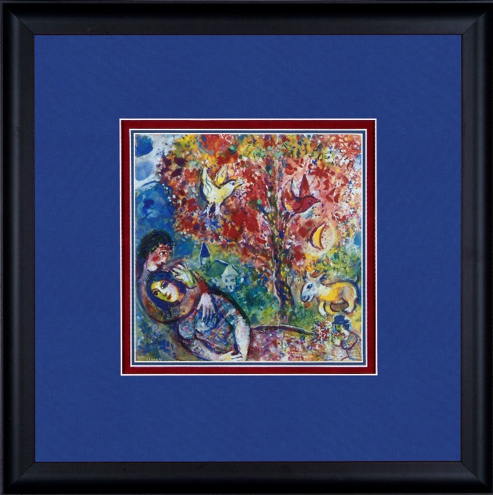 Chagall reproduction