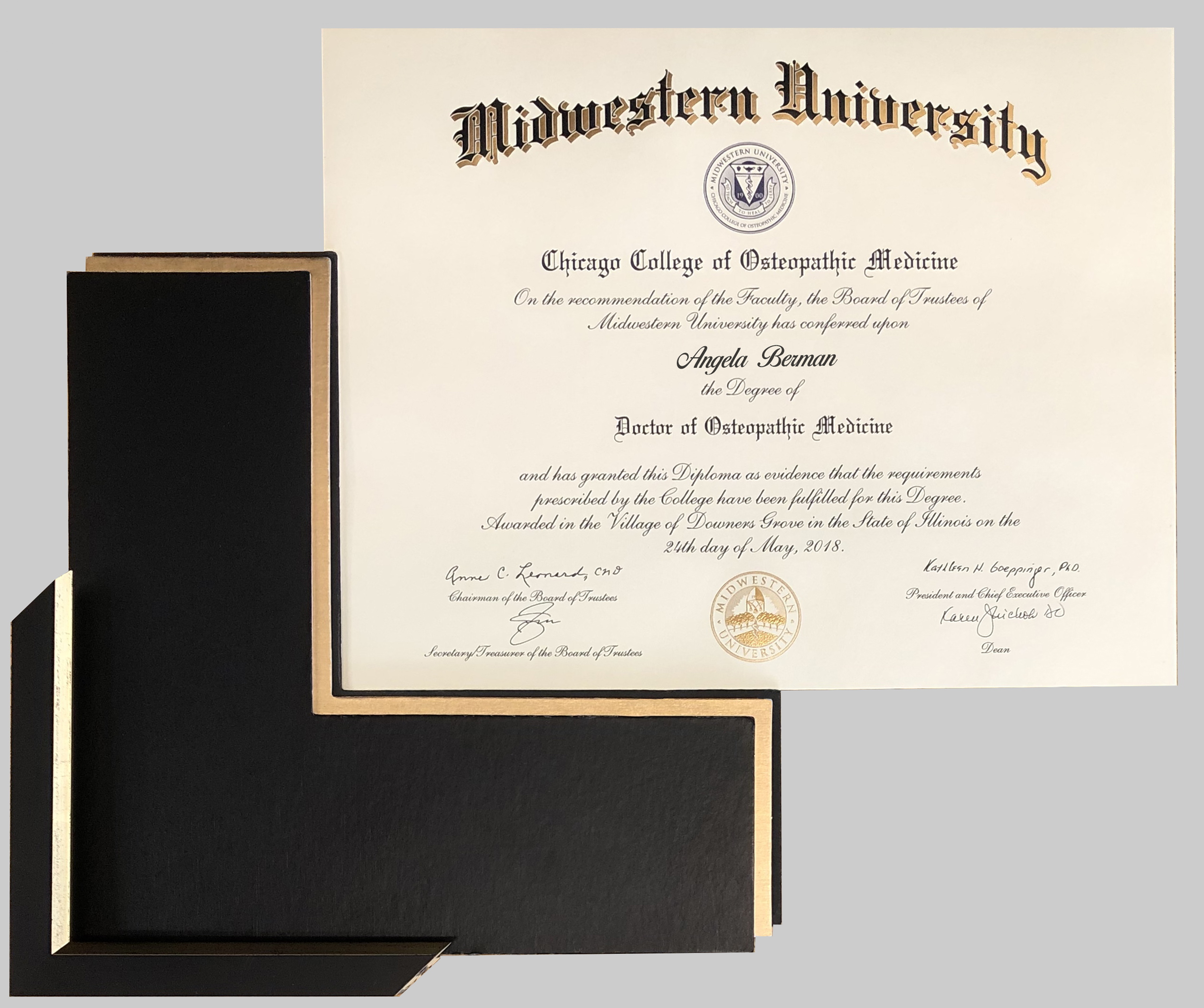 Midwestern Diploma