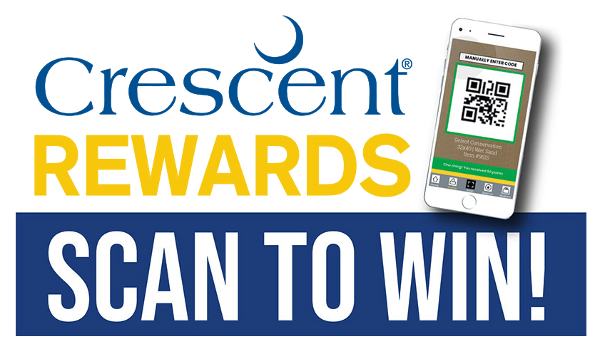 Scan to Win with Crescent Rewards